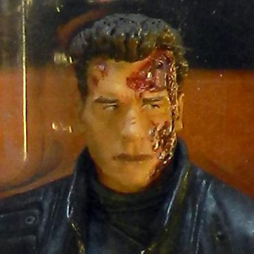 T 850 Terminator Terminator 3- T-850 - Jay's CD and Hobby