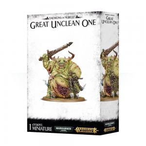 Great Unclean One Daemons of Nurgle