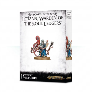 Lotaan Warden of the Soul Ledgers