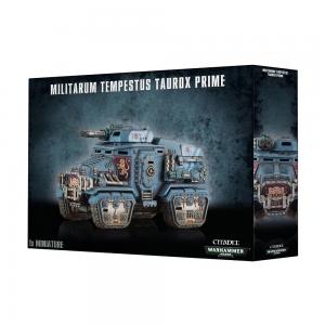 Taurox Prime Warhammer