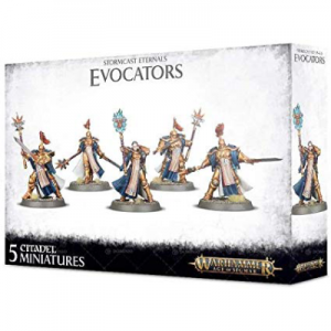 evocators stormcast eternals