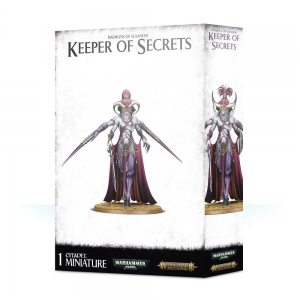 Keeper of Secrets Warhammer Age of Sigmar