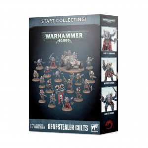 Genestealer Cults Start Collecting