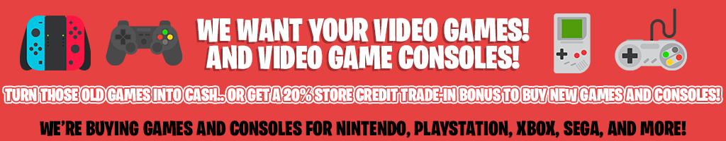 Trade In Video Games Des Moines